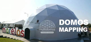 ADS domos MAPPING 320 x 150